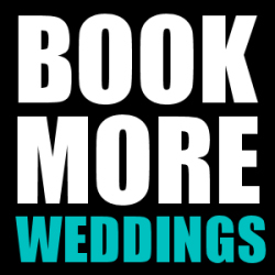 book more weddings